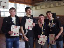 Відкритий чемпіонат України по рукопашному бою «Спас 2013»