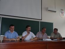 20 травня «Машинка» зустрічала народних депутатів